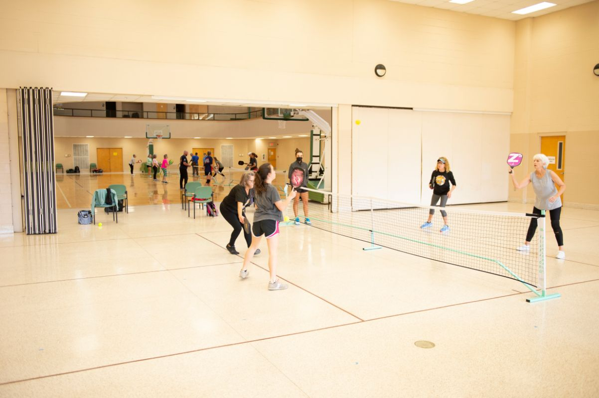 Pickleball Pros-Snyder Clinic